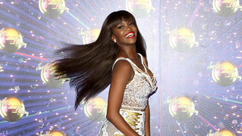 Oti Mabuse says her 'Strictly Come Dancing' days might not be over just yet. (Lia Toby/Getty Images)