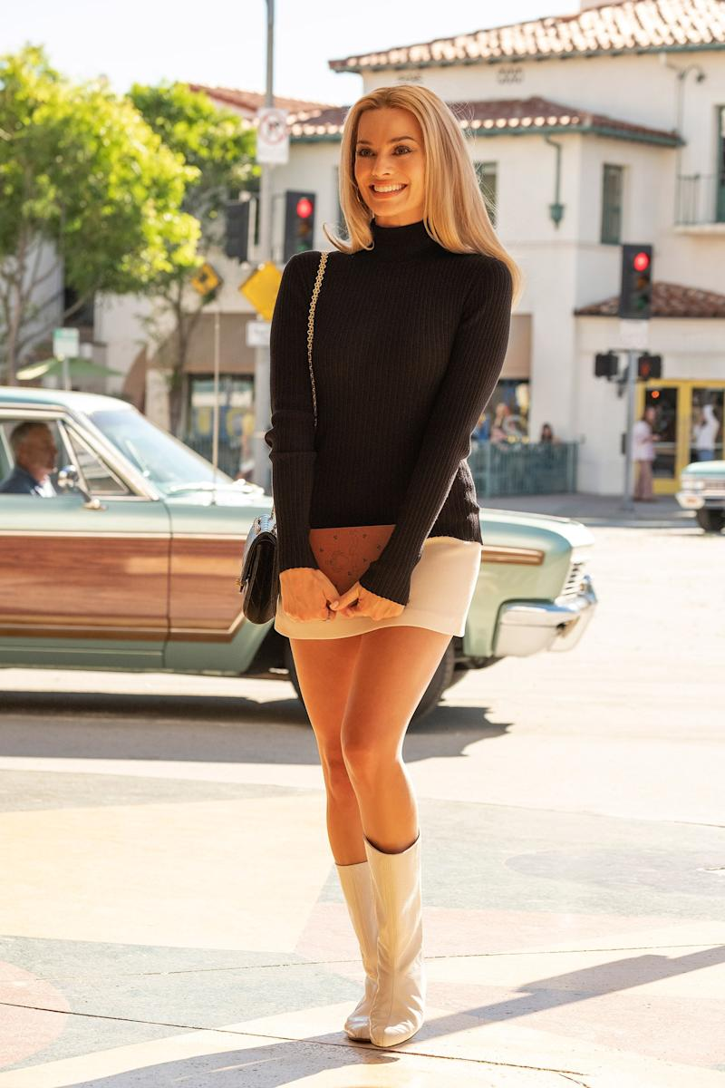 Once Upon a Time in Hollywood Has Revived This Iconic '60s Fall Trend
