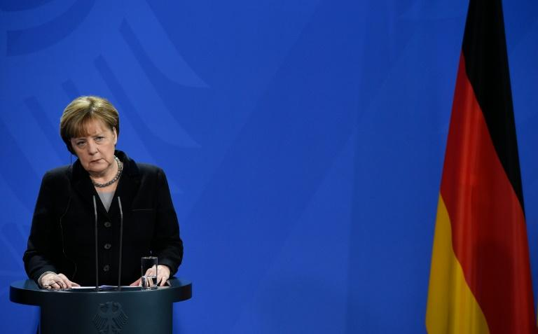 German Chancellor Angela Merkel has pledged strong action against the sexual assaults during New Year's Eve festivities in Cologne