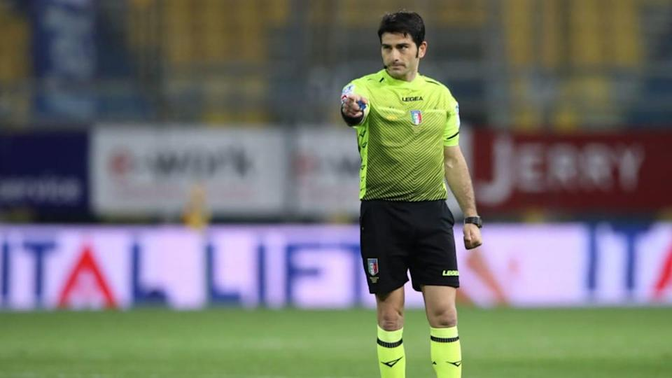 L'arbitro Maresca | Jonathan Moscrop/Getty Images