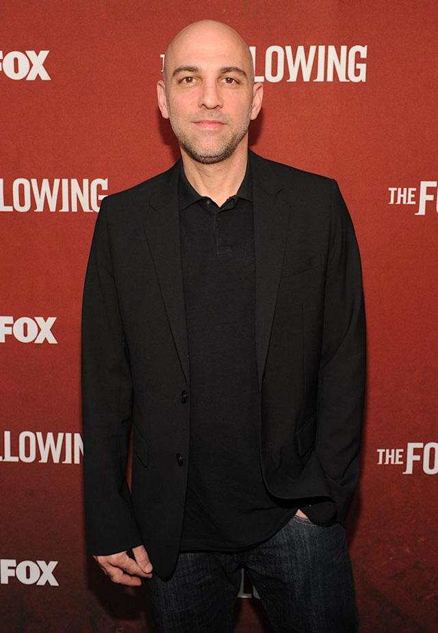 """Executive Producer Marcos Siega attends """"The Following"""" Academy Screening and Q&A at the Leonard H. Goldenson Theatre on Monday, April 29."""
