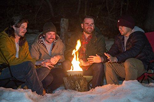 radiate Portable Campfire 1 Pack (Made in The USA) (Amazon / Amazon)
