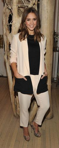 Jessica Alba On Her Style Evolution: 'I was being objectified and I wanted to be chic and elegant!'