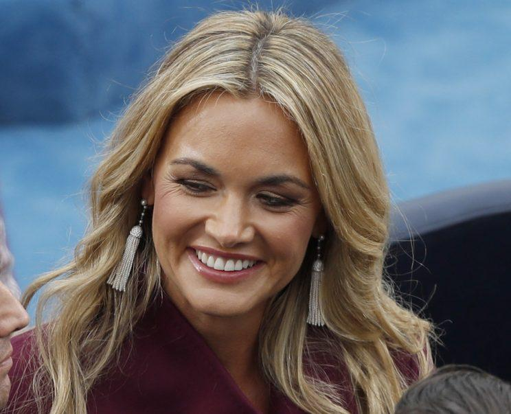 Vanessa Trump Wore $12,500 Ivanka Trump Earrings on ... Vanessa Trump