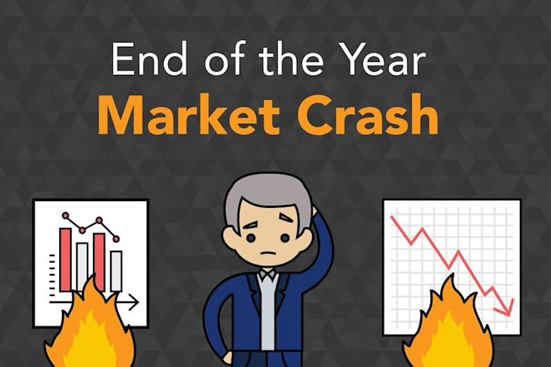The Indicators That a Market Crash Is Approaching