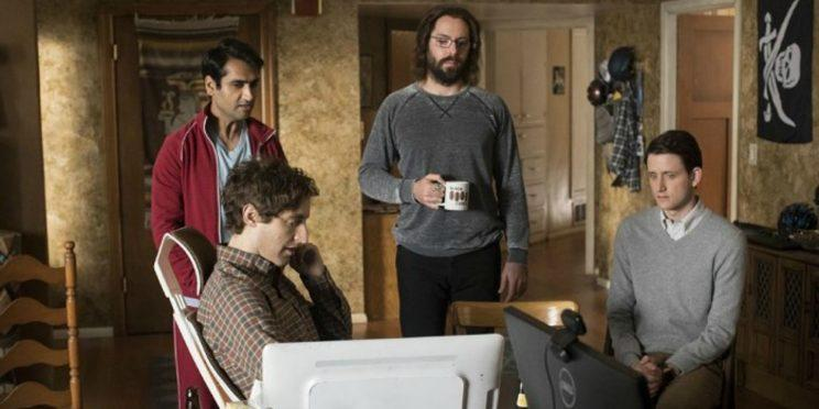 Richard is confronted in Silicon Valley's Success Failure