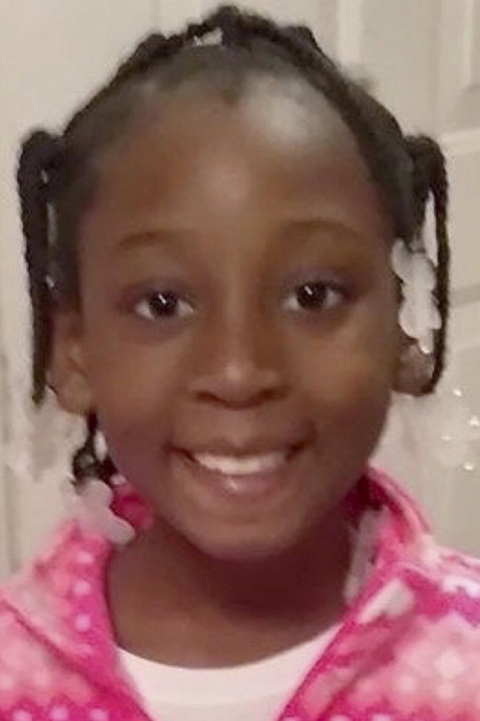 Trinity Love Jones, who was found dead in a duffel bag along a suburban Los Angeles equestrian trail on March 5, 2019. (Los Angeles County Sheriff's Office via AP, File)
