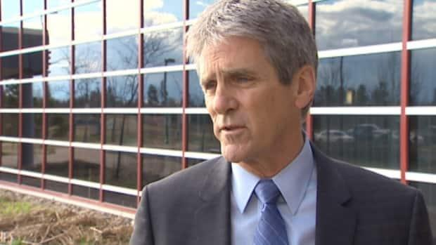 John McGarry has been removed from his role as chair of the board for Horizon Health Network. (CBC - image credit)