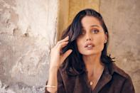 """<p>Founded in 2019, Swedish brand Zoe Hoop aims to spread hope and encouragement through their jewellery. Passionate about contributing to a more sustainable future, their high-quality jewellery pieces are made from recycled silver and crafted by artisans in developing countries with good working conditions. <a href=""""https://www.zoehoopjewelry.com/collections/woman/products/the-blessing-for-women"""" rel=""""nofollow noopener"""" target=""""_blank"""" data-ylk=""""slk:zoehoopjewelry.com"""" class=""""link rapid-noclick-resp"""">zoehoopjewelry.com</a></p> <p><em>Follow them on Instagram</em> <a href=""""https://www.instagram.com/zoehoopjewelry/"""" rel=""""nofollow noopener"""" target=""""_blank"""" data-ylk=""""slk:@zoehoopjewelry"""" class=""""link rapid-noclick-resp""""><em>@zoehoopjewelry</em></a></p>"""