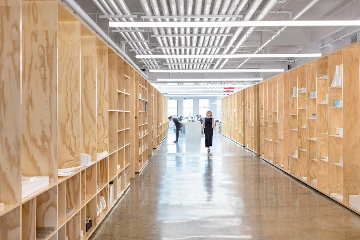 Bjarke Ingels Group Invites AD PRO Inside Its Brooklyn Office