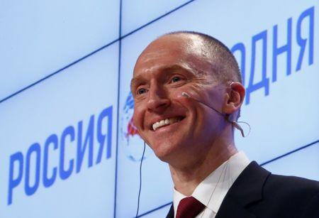 Carter Page: Reports of Russian Contacts 'False and Misleading'