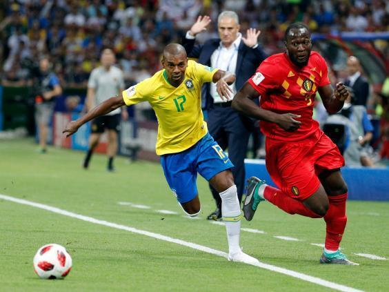 World Cup 2018: Belgium out-tactic Brazil to reach semi-finals as Roberto Martinez channels his Everton days