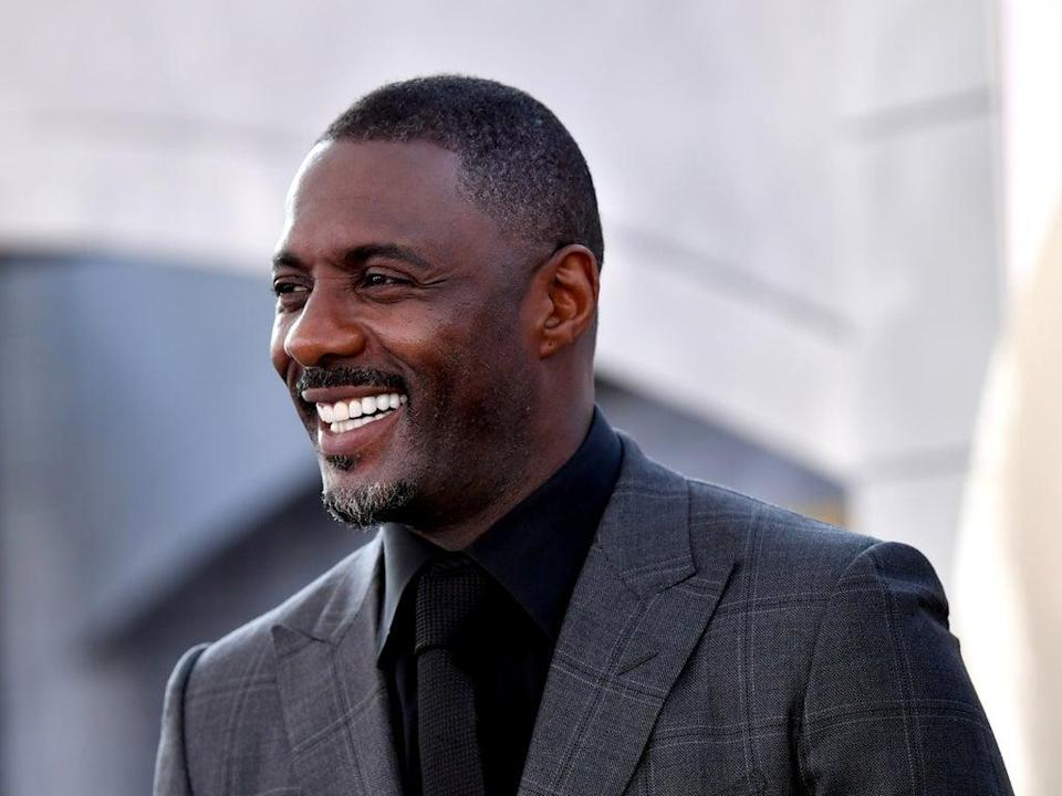 Idris Elba is one of the favourites to play Bond (Getty Images)