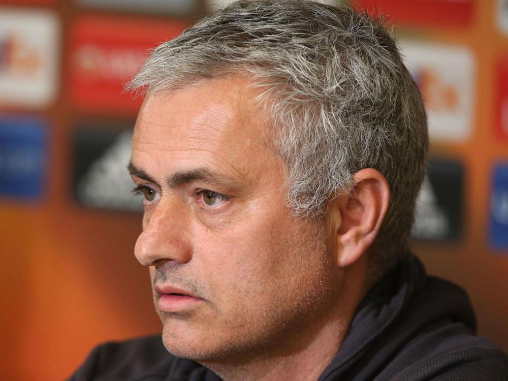 Mourinho said the draw with Anderlecht was a good result (Getty)