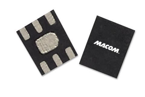 Packaged in a compact 1.5x1.2mm plastic TDFN, the broadband mixer requires no biasing and enables cu ...
