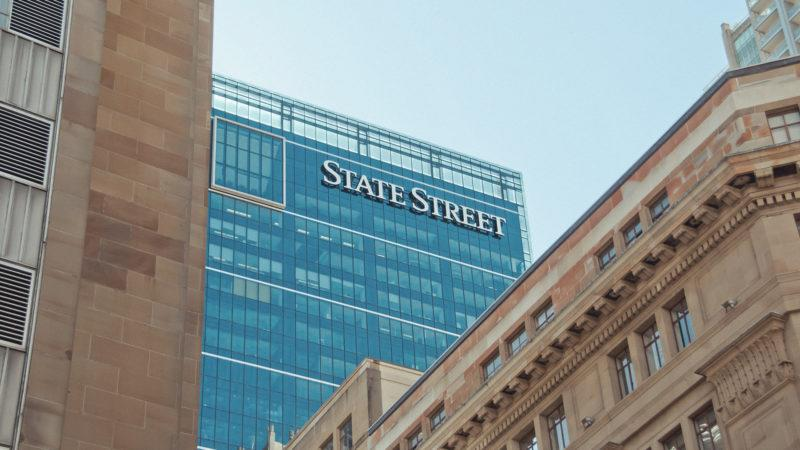 State Street clients aren't heavily investing in crypto, but it's prepared for that to change