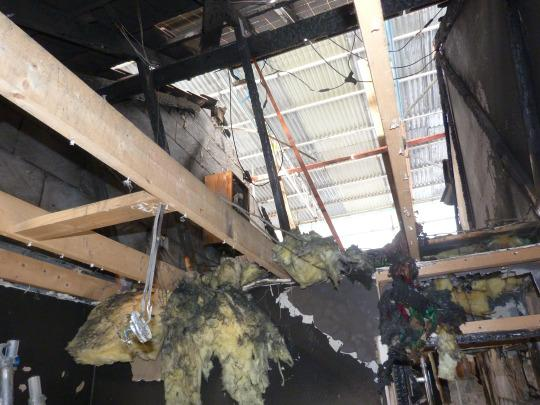 Faulty solar panels cause fire that guts family s 400 000 - Cost of solar panels for 3 bedroom house ...