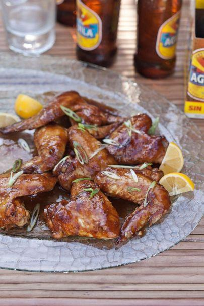 PHOTO: Chef LorenaGarcia shared her recipes with 'Good Morning America' for her spicy chicken wings with hot sauce, honey and chile, her grilled street corn and a refreshing pineapple mint frappe. (Courtesy of Chef/Partner of CHICA, Lorena Garcia)