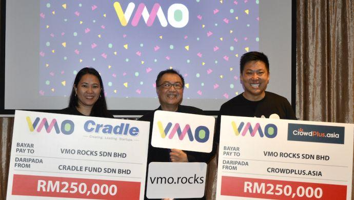 VMO raises funding from Cradle Fund, equity crowdfunding to further expand business