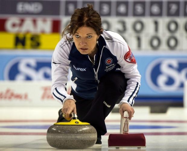Colleen Jones bristles at free agent frenzy sweeping Canada's curling landscape