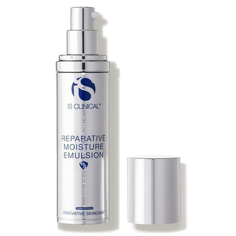 """<p>""""Hydrating, leaves the skin feeling comfortable and nourished, and sits perfectly under makeup"""" is what Wolff said about the <span>iS Clinical Reparative Moisture Emulsion</span> ($95), which she called out on her Instagram Stories for being one of her top five favorite moisturizers to use on clients with dry skin.</p>"""