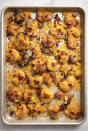 """<p>This app/side is a total crowd pleaser.</p><p>Get the recipe from <a href=""""https://www.delish.com/cooking/recipe-ideas/recipes/a50105/loaded-smashed-potatoes-recipe/"""" rel=""""nofollow noopener"""" target=""""_blank"""" data-ylk=""""slk:Delish"""" class=""""link rapid-noclick-resp"""">Delish</a>.</p>"""