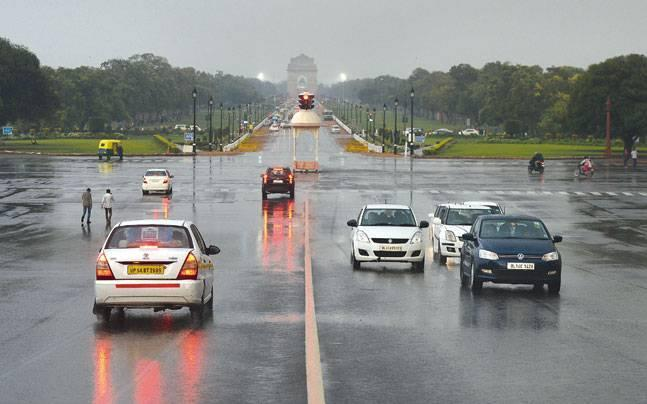 Delhi look forward to spell of rain at the end of April
