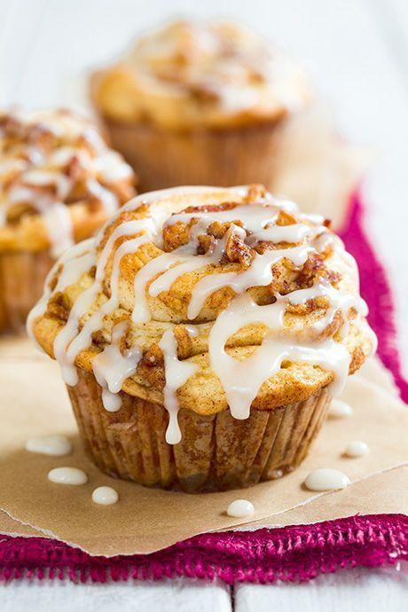 "<p><span>Cinnamon rolls should forever replace muffin tops.</span></p><p><span>Get the recipe from</span> <a href=""http://www.cookingclassy.com/2013/09/apple-cinnamon-roll-muffins/"" rel=""nofollow noopener"" target=""_blank"" data-ylk=""slk:Cooking Classy"" class=""link rapid-noclick-resp"">Cooking Classy</a>.</p>"