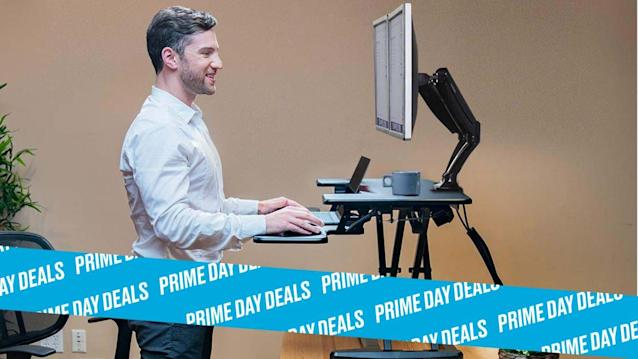 Photo Illustration by Elizabeth Brockway/The Daily Beast * At least 30% off on FlexiSpot storage solutions. * Score a sweet deal on standing desks, overhead shelves, and more. * Shop the rest of our other Prime Day deal picks here. Not a Prime member yet? Sign up here.Two things that many of us have in common are a tendency to go eight hours straight without standing up, and a lack of extra storage space. Whether your office chair just isn't doing it for you anymore or you're looking to make use of a small space, FlexiSpot has you covered with standing desk converters and smart storage solutions both for the office and home. | Get it on Amazon > Let Scouted guide you to the best Prime Day deals. Shop Here >Scouted is internet shopping with a pulse. Follow us on Twitter and sign up for our newsletter for even more recommendations and exclusive content. Please note that if you buy something featured in one of our posts, The Daily Beast may collect a share of sales.Read more at The Daily Beast.Get our top stories in your inbox every day. Sign up now!Daily Beast Membership: Beast Inside goes deeper on the stories that matter to you. Learn more.