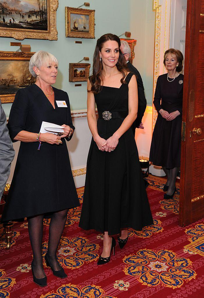 The Duchess of Cambridge attended the Place2Be Wellbeing in Schools Awards at Mansion House on November 22, 2016 in London, United Kingdom. (Photo: Eamonn M. McCormack/Getty Images)