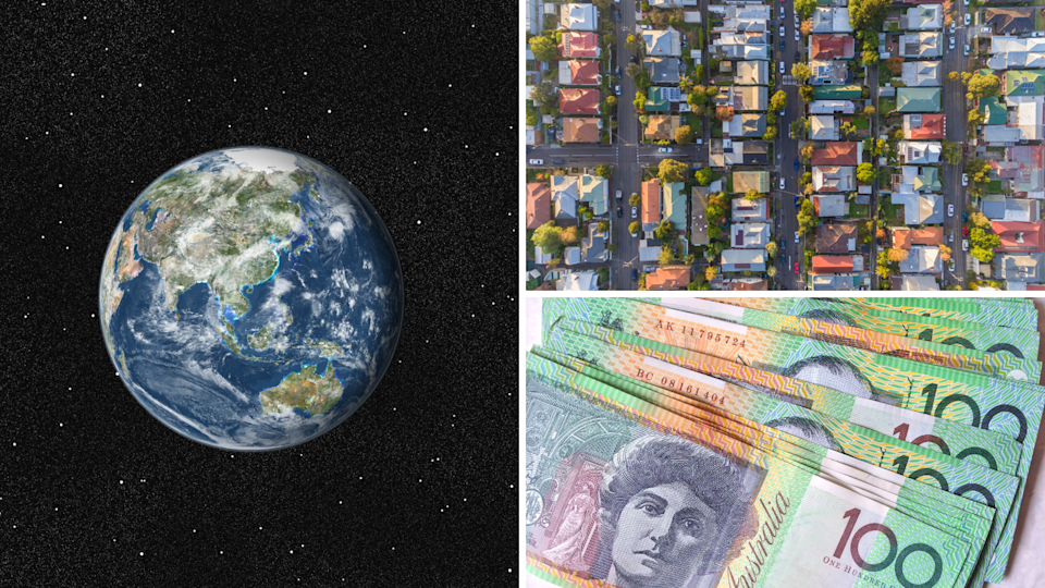 How to protect yourself against a global crisis. Source: Getty Images/Yahoo Finance