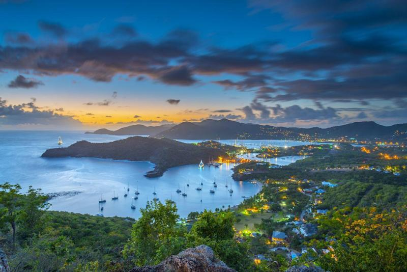 Taste of the Caribbean: English Harbour: Getty Images/AWL Images RM