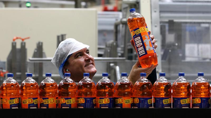 Irn-Bru maker warns of fall in profits after recipe failures
