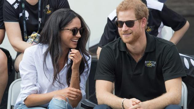 Meghan is also said to be moving to the UK to be with Prince Harry. Photo: Getty Images