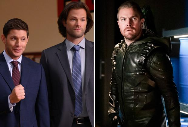 'Supernatural' Season 15 Finale Date Announced