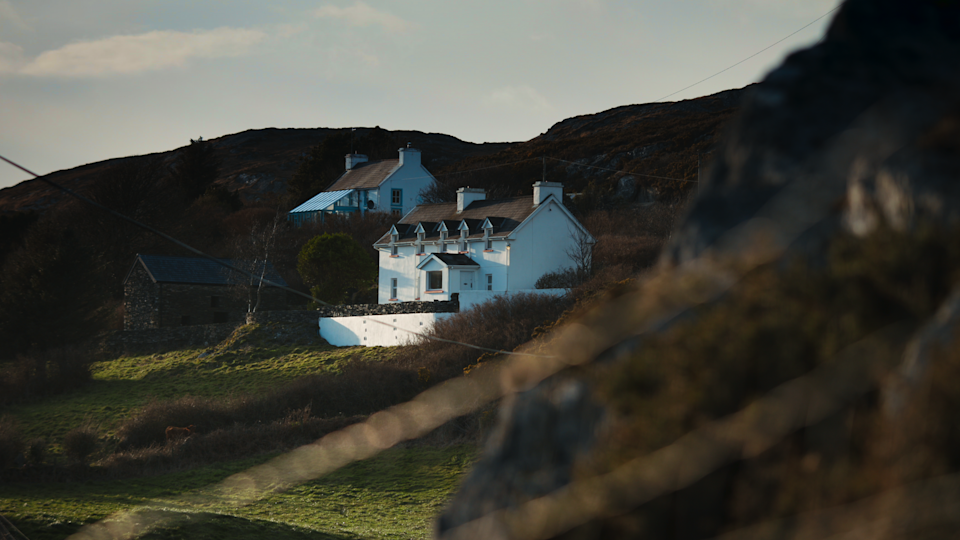 The cottage near Schull (Handout)