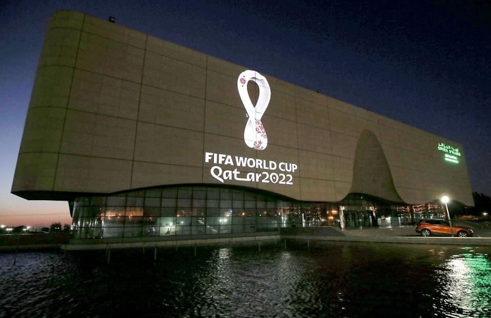 <p>The World Cup will take place during the middle of the traditional European season</p>AFP