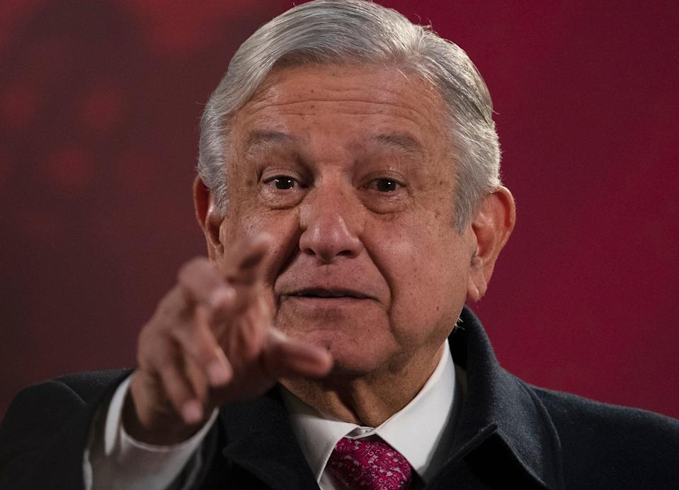 <p>Mexico US Aid</p> (Copyright 2020 The Associated Press. All rights reserved.)
