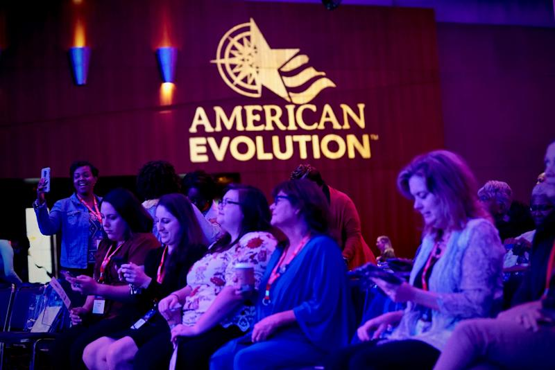 The 2019 Commemoration, American Evolution convened 20+ events, educational initiatives and statewide community programs showcasing significant historical events from 400 years ago in 1619 Virginia.