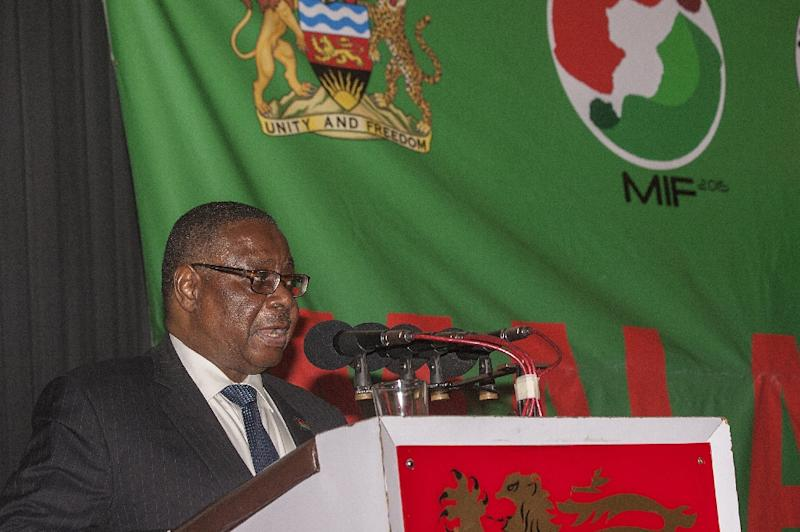 Malawi's President Peter Mutharika (pictured) ordered the arrest of a