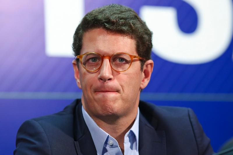 Brazil Environment Minister Ricardo Salles' inflammatory remarks were made public in a legal transcript. (Photo: SERGIO LIMA via Getty Images)