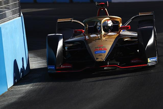 Battery penalty consigns Vergne to last on grid
