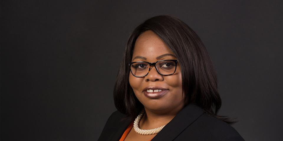 Justina Omotayo, Business Development Manager, International Relations, Slaughter and May