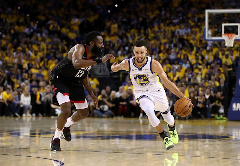 The Warriors playing on Christmas really reinforces how much the NBA misses Stephen Curry. (Ezra Shaw/Getty Images)