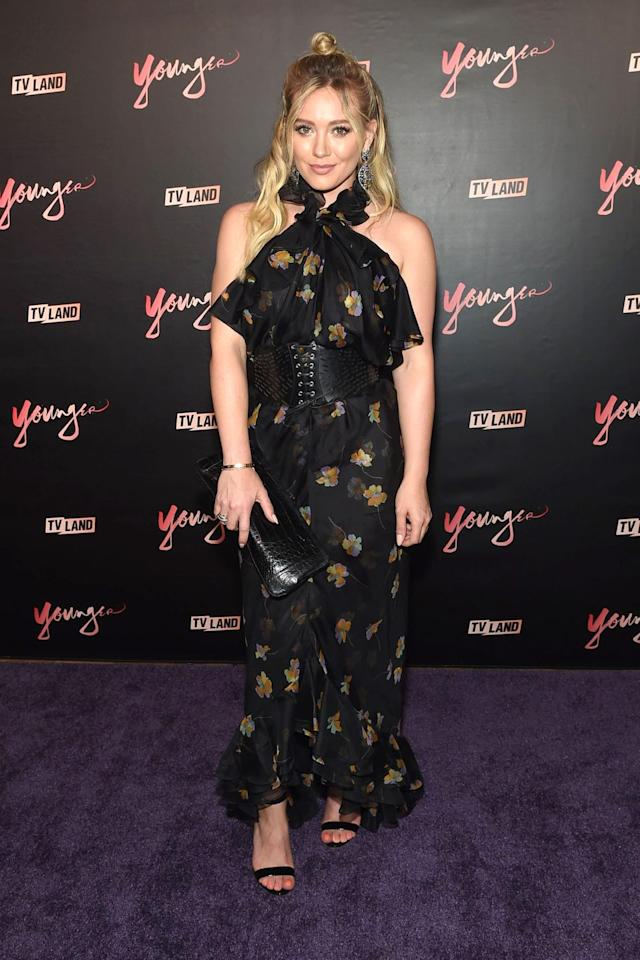 <p>Currently the star of TV Land's <em>Younger</em>, Duff's style has come a long way from her <em>Lizzie McGuire</em> days. While the actress still favors trend-forward ensembles, she's managed to perfect the effortlessly chic West Coast look over the years.</p>