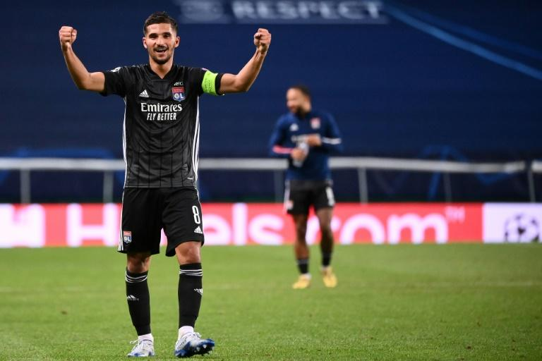 Homemade Houssem Aouar gives Lyon reason to believe in another Champions League shock