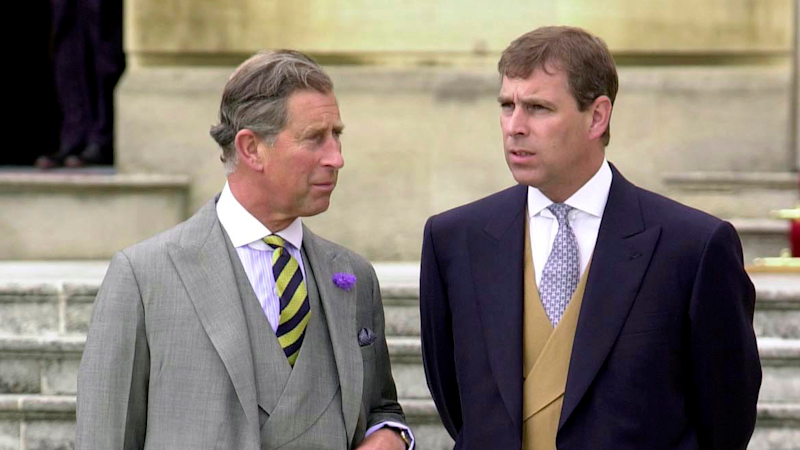 Prince Charles' role in Prince Andrew's effective sacking has been revealed. Photo: Getty