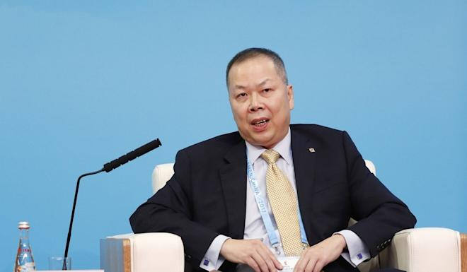 Chen Fenjian, pictured in September, 2017. Photo: Xinhua