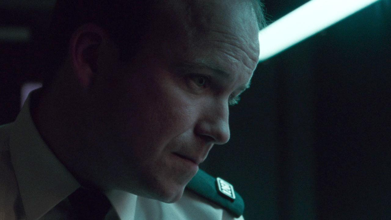 Rory Kinnear in 'Trespass Against Us' (Credit: Lionsgate)