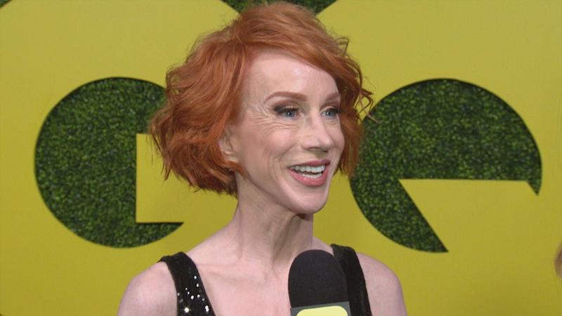 Kathy Griffin Announces Surprise New Year's Eve Engagement and Wedding!